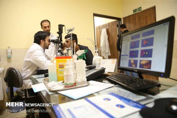 درخواست اپتومتریست ها از وزیر بهداشت