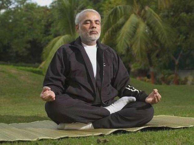 یوگا به تسکین میگرن کمک می کند