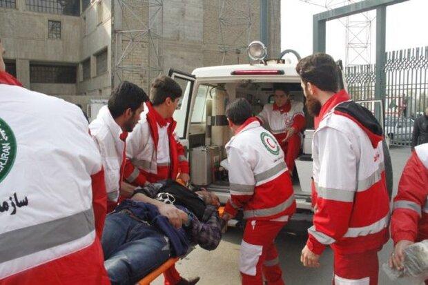 ادامه ارائه خدمات درمانی هلال احمر در عراق تا پایان ماه صفر
