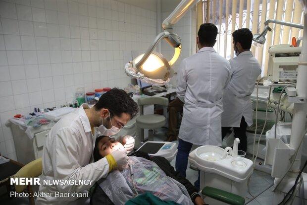ارائه خدمات دندانپزشکی به بیماران خاص در ۷۷ مرکز دانشگاهی