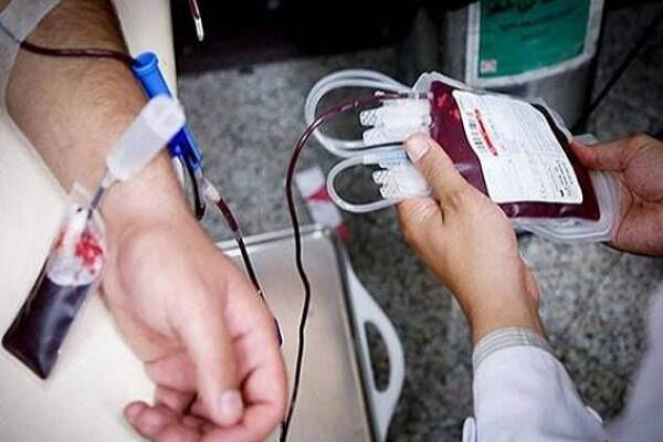 ۳۴ درصد خون های اهدایی در کشور O مثبت است